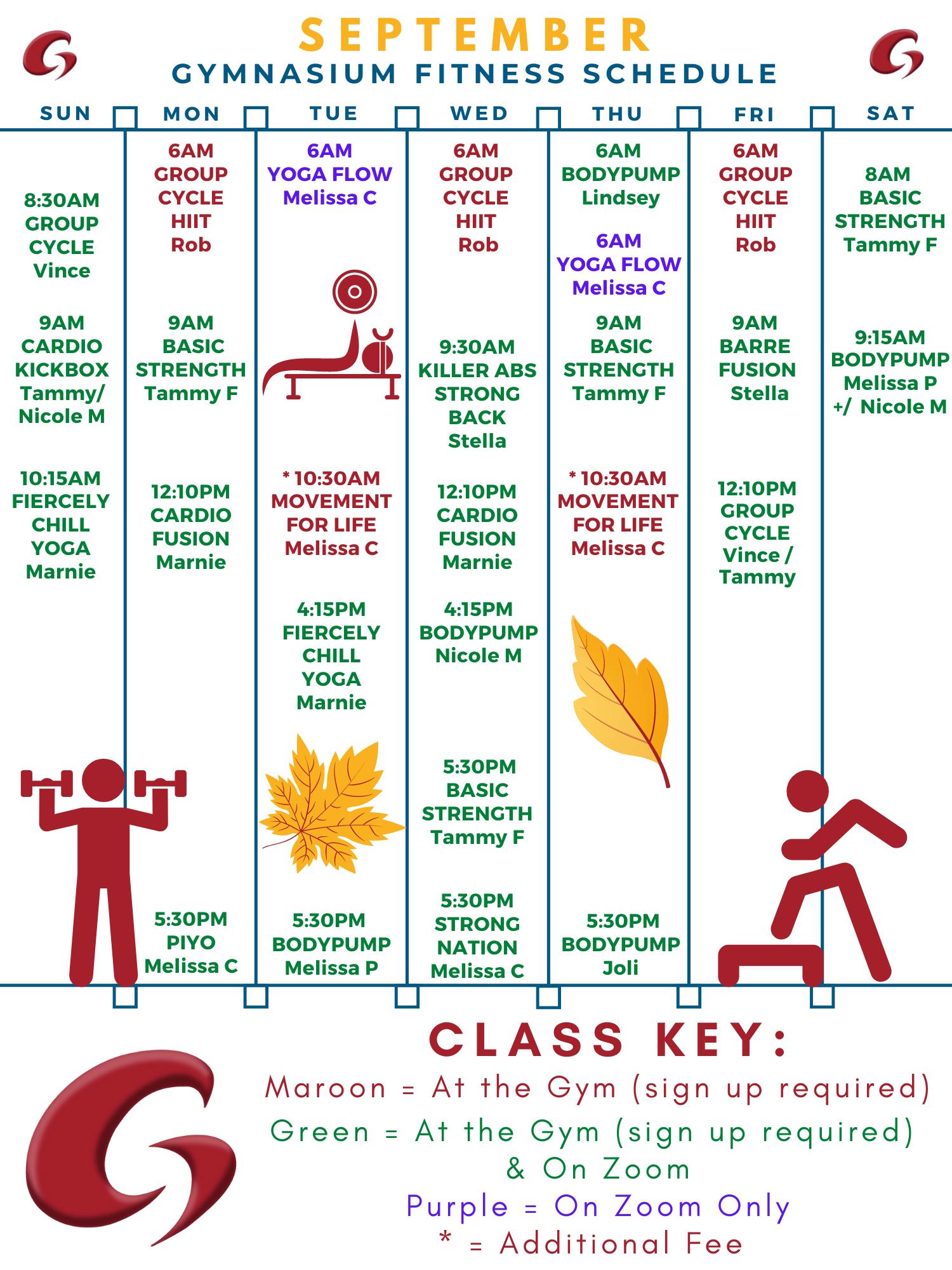 September 2021 Schedule (2)